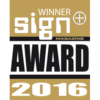 Sign Plus Award - Printed Walls