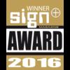 Sign Plus Award - Printed Walls
