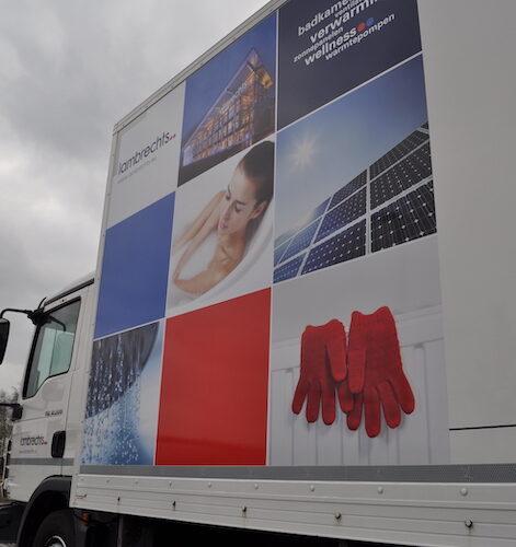 Lambrechts - Vrachtwagen
